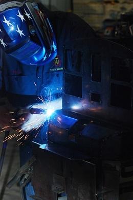 mike welding